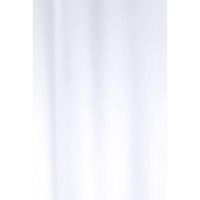 Arrow Safir vit duschdraperi