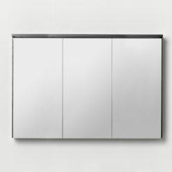Westerbergs Afton/Gryning Spegelskåp 1000 Svart
