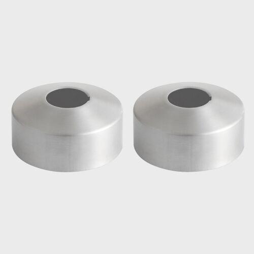 Primy Steel Täckbricka för blandarfäste 33mm
