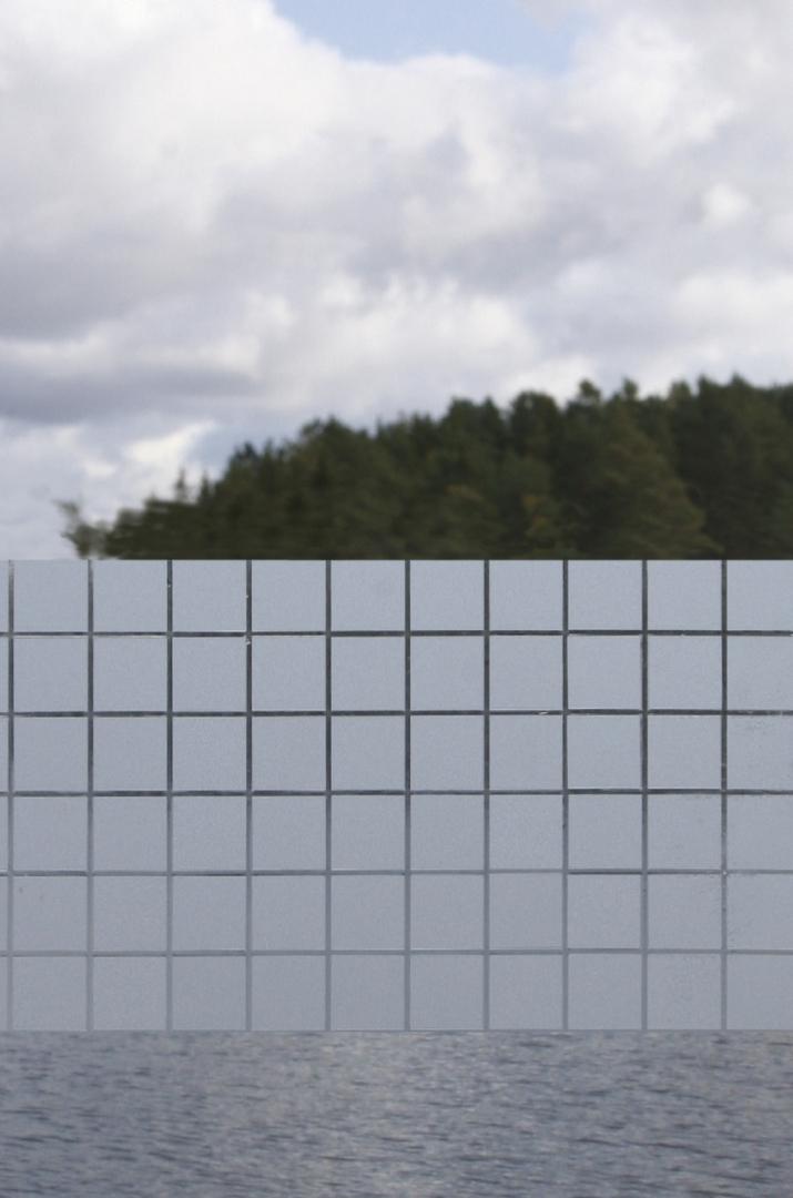 Demerx Dekorfilm Rutor 50 cm