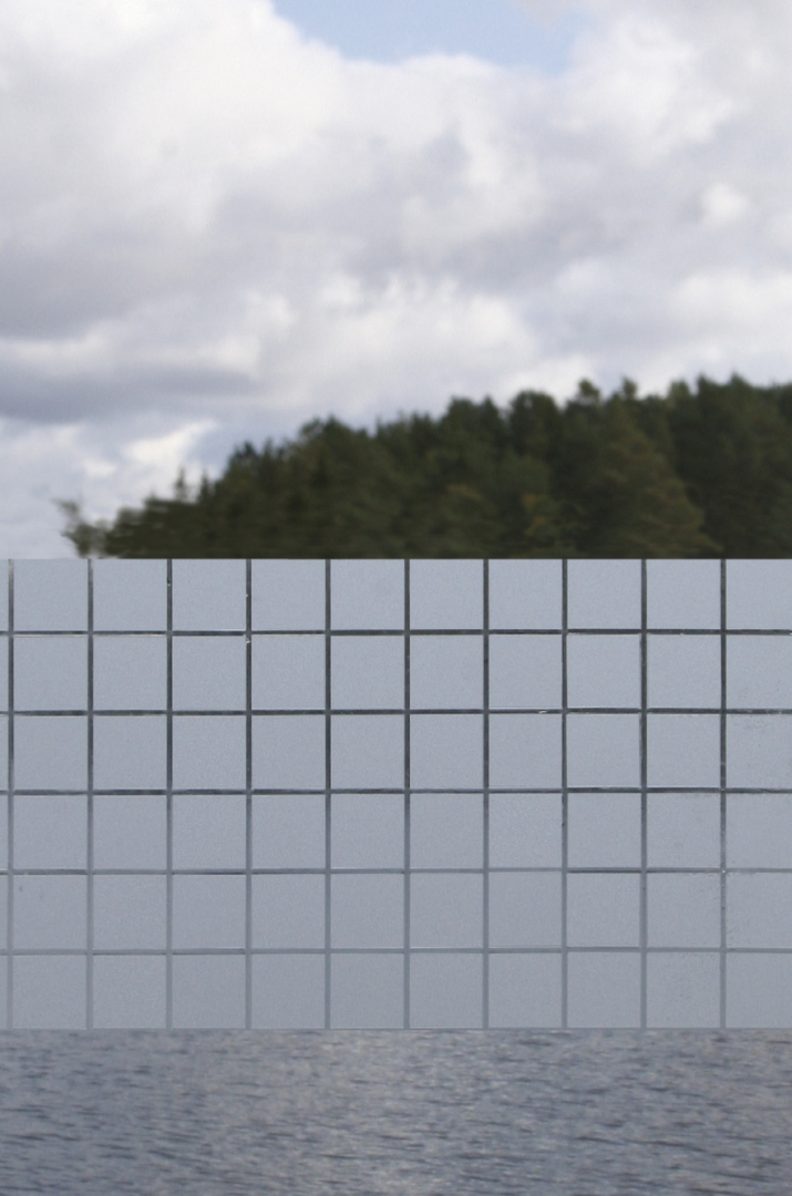 Demerx Dekorfilm Rutor 100 cm