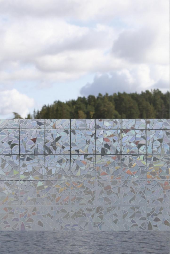 Demerx Dekorfilm Mosaik 50 cm