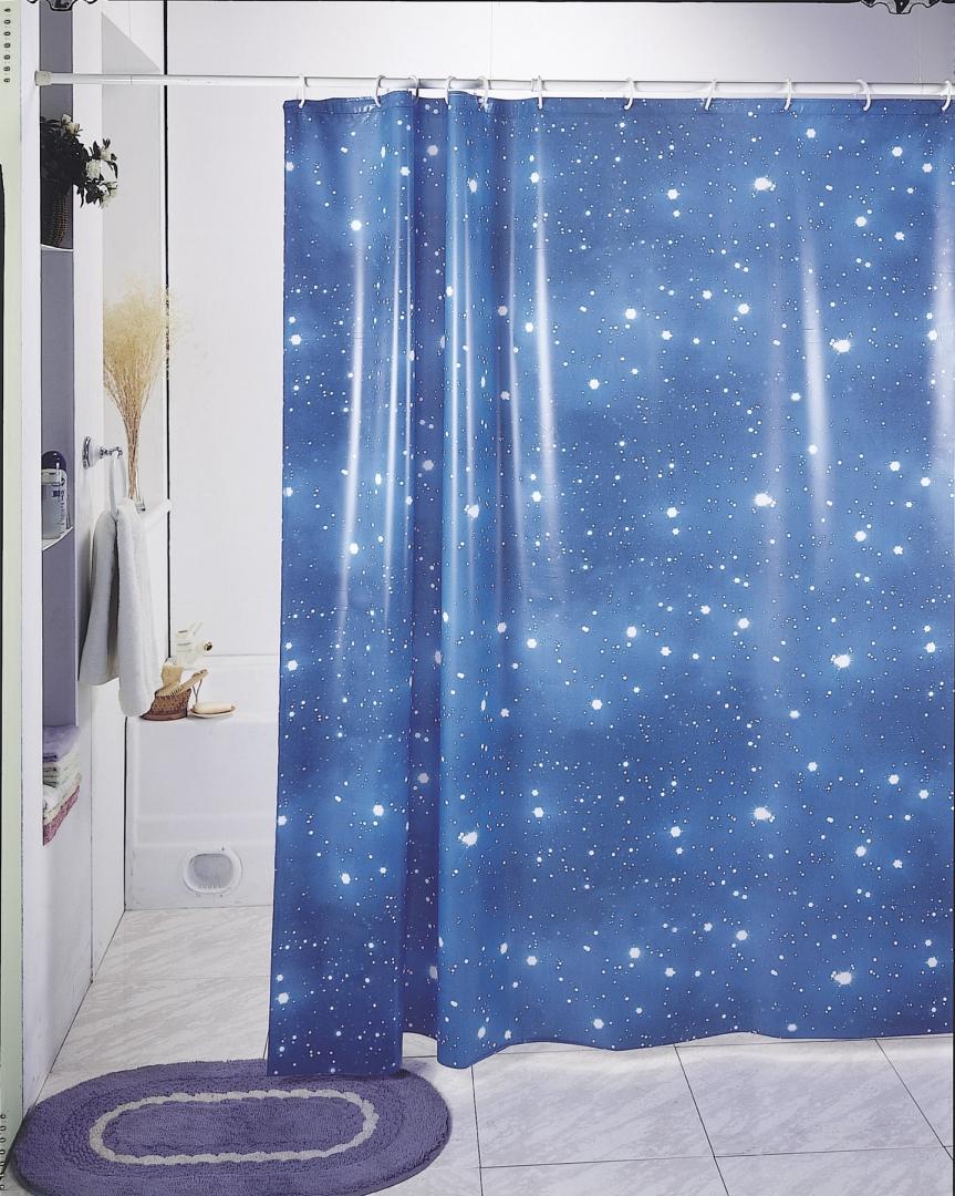 Demerx Duschdraperi Starlight