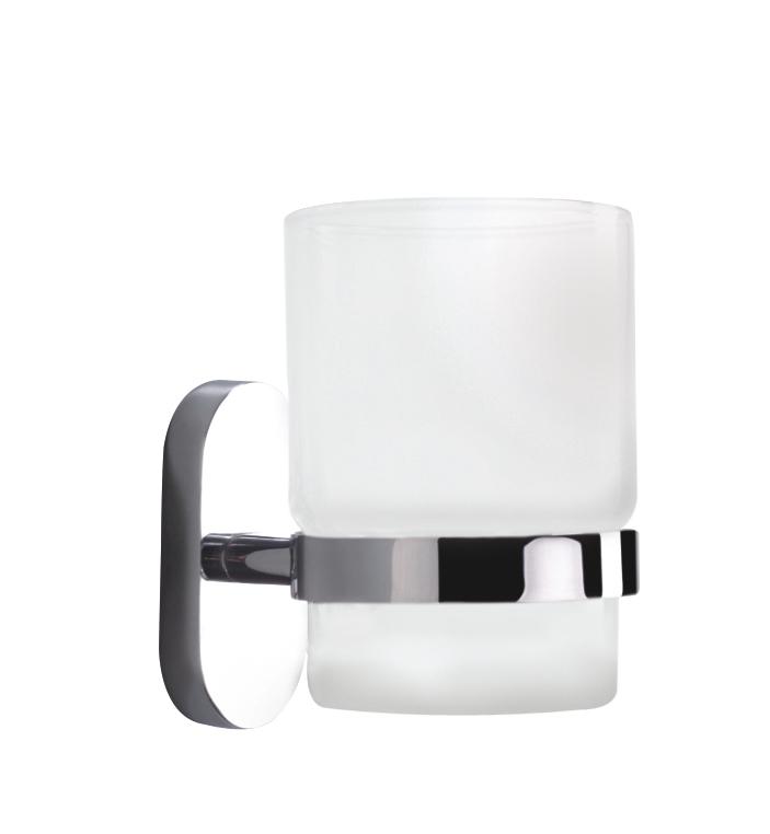 Demerx Enkelglashållare med 1 glas
