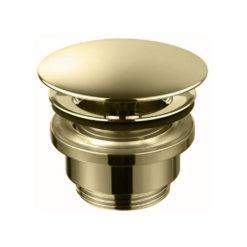 Bottenventil Tapwell 74400 Universal Pop-up Färg: Honey Gold