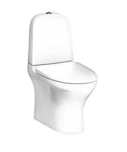 Golvstående toalett