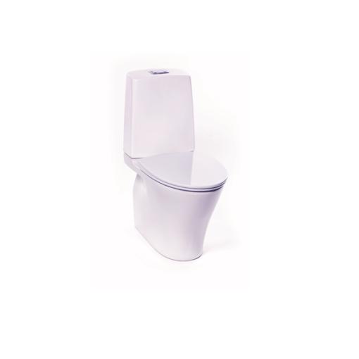 IDO Toalettstol Glow Rimfree 36364