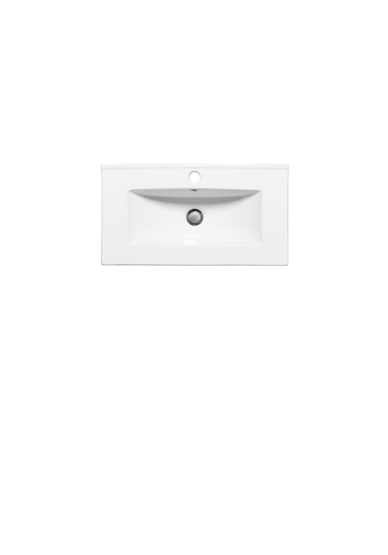 Hafa Tvättställ Compact 600 Rektangulär Ho