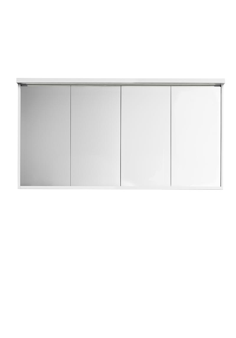 Hafa Original Spegelskåp 1200 Vit Fanér