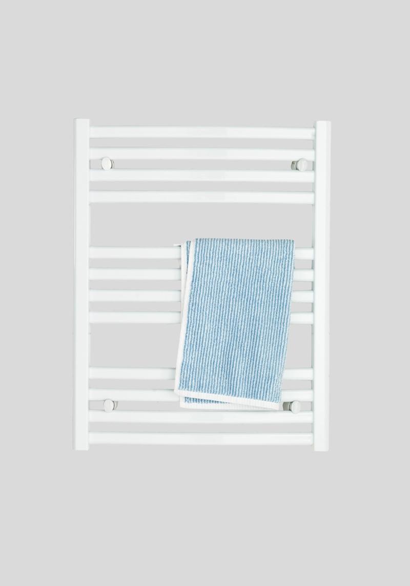 Hafa Ellips Handdukstork Vit 770X450