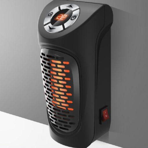 Elektrisk värmefläkt för vägguttag 350W