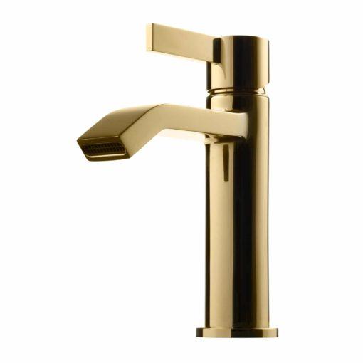 Tapwell Arman ARM071 Tvättställsblandare Honey Gold