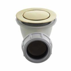 Tapwell 22200 Bottenventil för badkar Mässing
