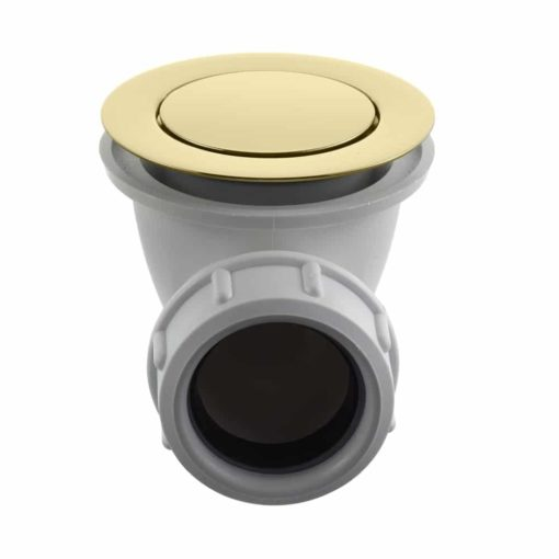 Tapwell 22200 Bottenventil för badkar Honey Gold