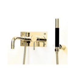 Tapwell Box BOX026 Dusch- och badkarsblandare Mässing