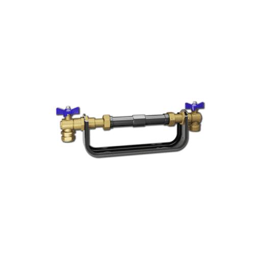 Vattenmätare & vattenmätarkonsol