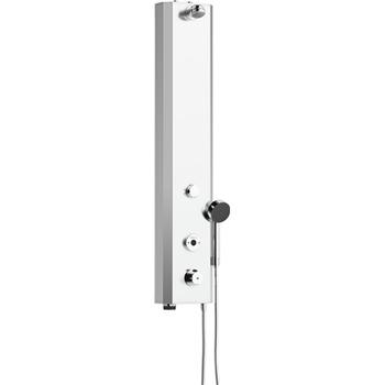 FM Mattsson Tronic Duschpanel WMS Nätdrift, termostat, handdusch