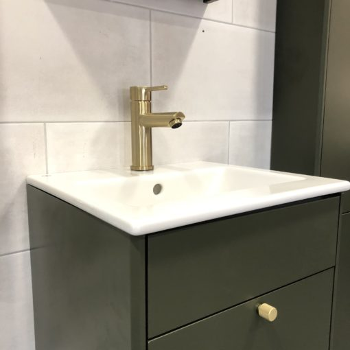 Tvättställsblandare qbad style