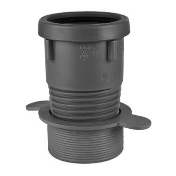 "Gumminippel Expanderande Dimension 2½"" x 75 mm"