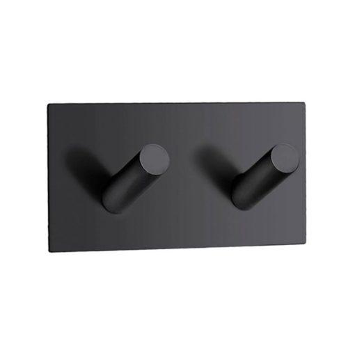 beslagsboden handdukskrok svart