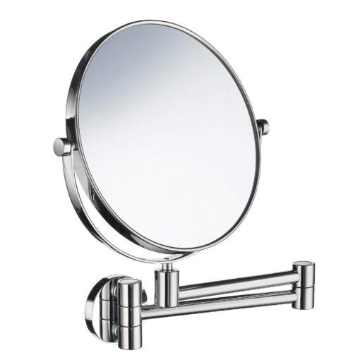 Sminkspegel Smedbo FK430S med Förstoring Krom