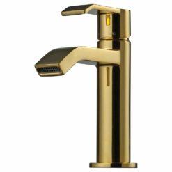Tvättställsblandare Tapwell VIC071 Honey gold